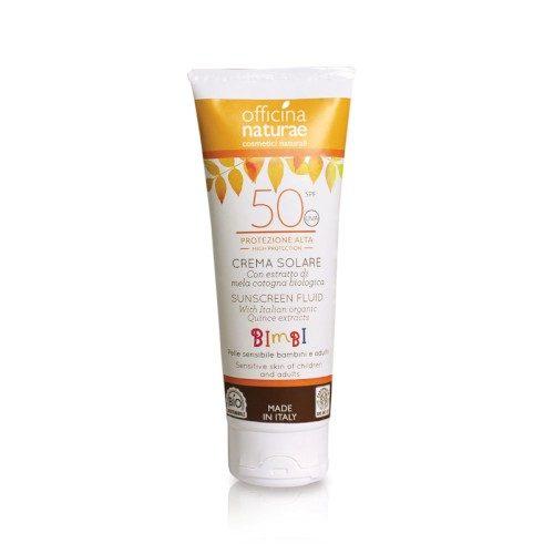 Crema bio protectie solara SPF 50 100 ml