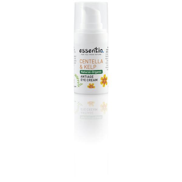 Crema de ochi organica antiage Centella & Kelp 15ml