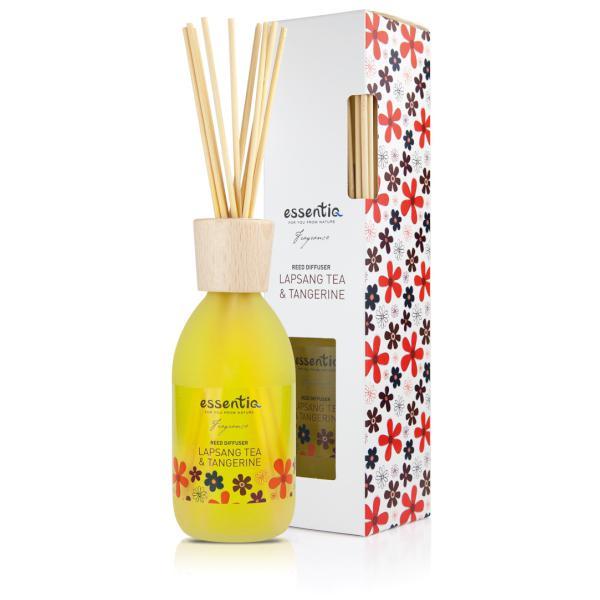 Parfum de camera natural Mandarine & Lapsang 250 ml Essentiq