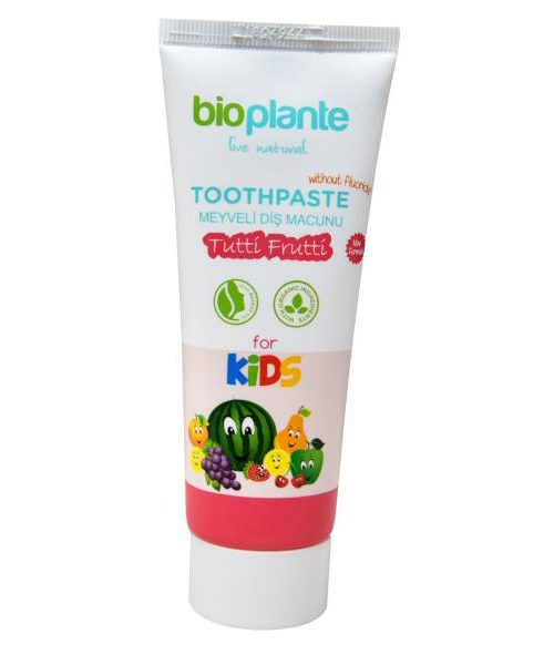 Pasta de dinti naturala pentru copii Tutti Frutti 75ml