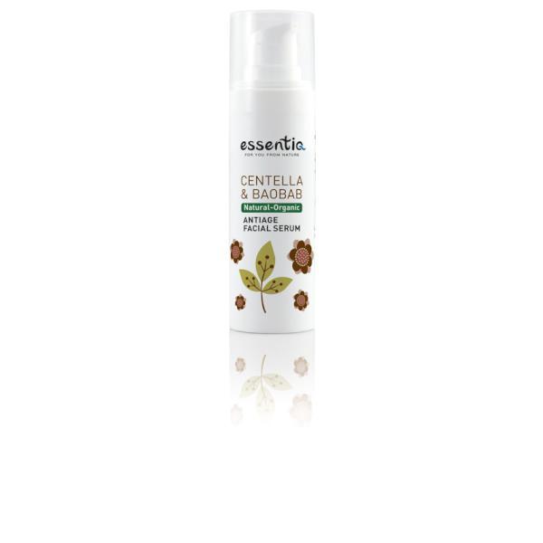 Ser facial organic antiage Centella & Baobab 30 ml